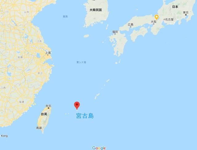 宮古島map