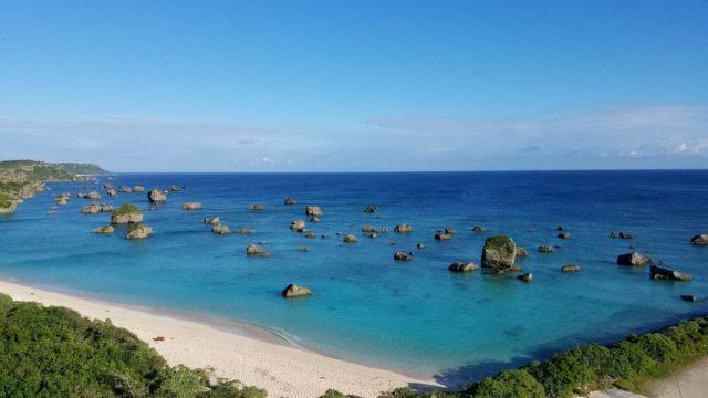 沖縄の海の泳ぎ方3