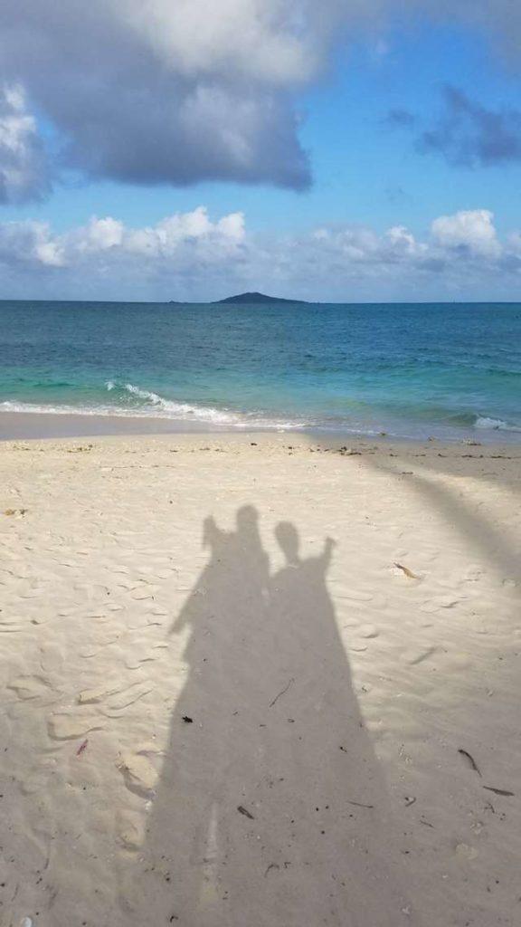 平成31年4月30日池間島からの大神島