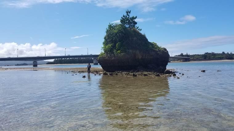 奥武島の風景①