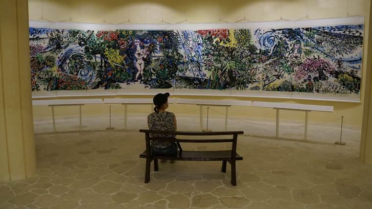 北谷おすすめボクネン美術館3