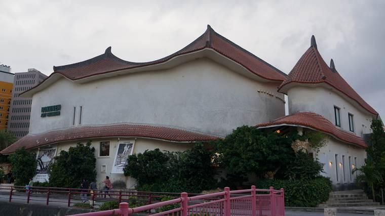北谷おすすめボクネン美術館1